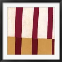 Framed Broken Stripes 2