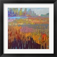 Framed Colorfield XXII