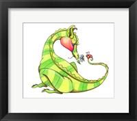 Framed Gift for You - Dragon 3