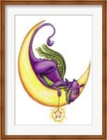 Framed Make a Wish - Dragon