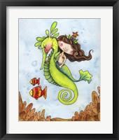 Framed Sea Princess