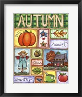 Framed Signs of Autumn