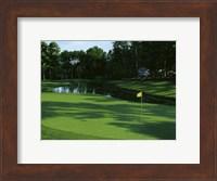 Framed Golf Course 3