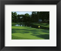 Framed Golf Course 3