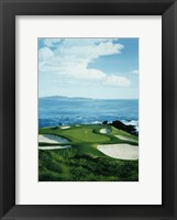 Framed Golf Course 5