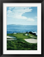 Framed Golf Course 5