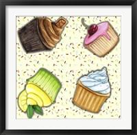 Framed Cupcake Toss