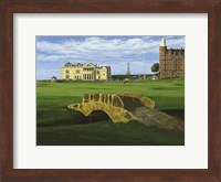 Framed Golf Course 10