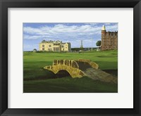 Framed Golf Course 10