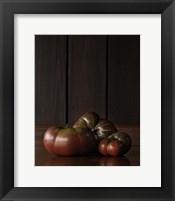 Framed Tomatoes Still Life