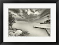 Framed Biscayne Storm