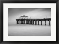 Framed Manhattan Beach 3