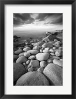 Framed Piedras Bolas 1