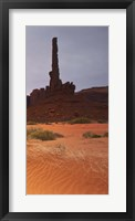 Framed Monument Valley Panorama 1 3 of 3