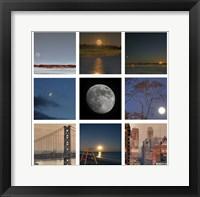 Framed Luna - squares