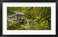 Framed Cedar Creek Grist Mill