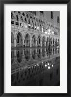 Framed Venetia Reflection