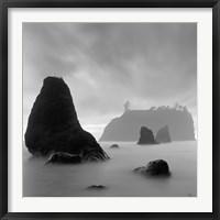 Ruby I Framed Print