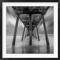 Framed Muelle Triangular Flat