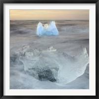 Framed Ice 1