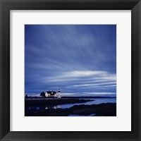 Framed Prospect Light Dawn Color