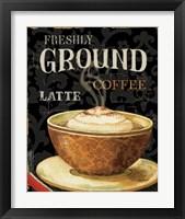 Framed Today's Coffee II