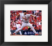 Framed Adam Wainwright 2014