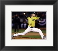 Framed Sonny Gray 2014 Action