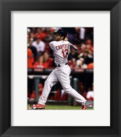 Framed Matt Carpenter 2014 Action