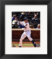 Framed Travis d'Arnaud 2014 Action