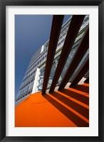 Framed 2DF Building, Hamburg, Germany