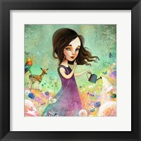 Framed Her Secret Garden Grows