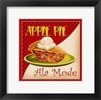 Framed Apple Pie