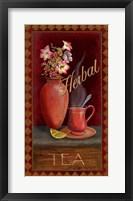 Framed Herbal Tea