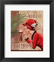 Framed Italian Chocolate I
