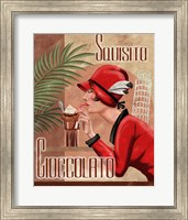Framed Italian Chocolate I