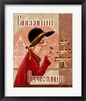 Framed Italian Chocolate II