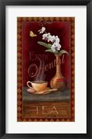 Framed Oriental Tea