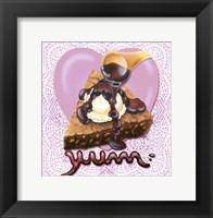 Framed ChocolateYum