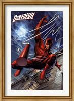 Framed Daredevil - Billy Club