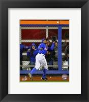 Framed Curtis Granderson 2014