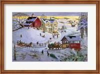 Framed Christmas Time