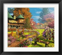 Framed Victorian Dream