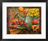 Framed Spring Still Life