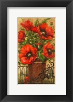 Framed Tuscan Bouquet II
