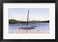 Framed Catamaran