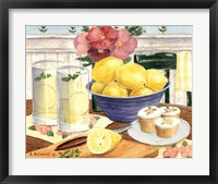 Framed Fresh Lemonade