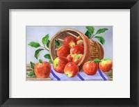 Framed Just Apples