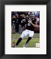 Framed Johnny Manziel Texas A&M Aggies 2013