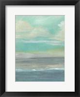 Framed Lowland Beach I